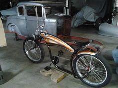 Cool Bikes, Rat Bikes, Chopper Bike, Altered Images, Easy Rider, Vintage Bikes, Kustom, Custom Bikes, Motorcycle