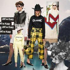 #ellelondonfw #ashleywilliams #ElleEdit  via ELLE MEXICO MAGAZINE OFFICIAL INSTAGRAM - Fashion Campaigns  Haute Couture  Advertising  Editorial Photography  Magazine Cover Designs  Supermodels  Runway Models