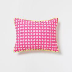 POLKA DOT PRINT CUSHION - Cushions - Bedroom | Zara Home United Kingdom