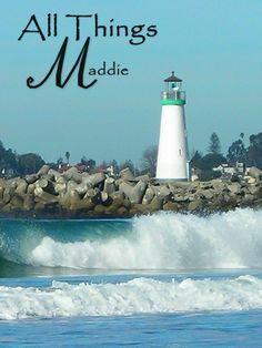 Light house in Santa Cruz, California
