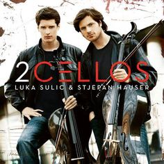 "2 Cellos - Amazing brothers. Aside from Lyndsey Stirling, I've never heard anyone ""get down"" on the strings. They're magnificent. They also play beautiful classical pieces."