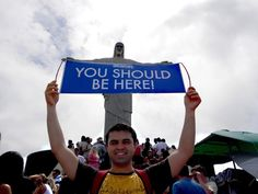 Brazil! #youshouldbehere #worldventures #travel