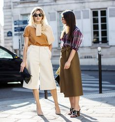 The Free Way to Look Instantly Stylish via @WhoWhatWear