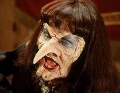 The Witches (1990) Angelica Houston as The Grad High Witch / Miss Eva Ernst