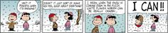 Peanuts Comic Strip, December 01, 2016     on GoComics.com