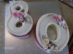 80th birthday cake :0)