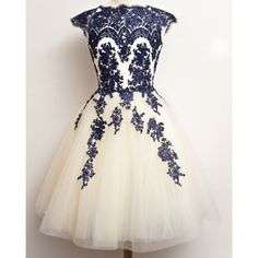 Stylish Round Neck Cap Sleeve Lace Spliced Voile Women's Dress