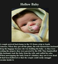 Ohmygod.... Who would do that??? And to a baby?? Those people are seriously fucking messed up!