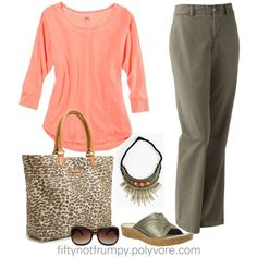 Casual Comfort by fiftynotfrumpy on Polyvore