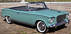 1961 Studebaker Lark Maintenance/restoration of old/vintage vehicles: the material for new cogs/casters/gears/pads could be cast polyamide which I (Cast polyamide) can produce. My contact: tatjana.alic@windowslive.com