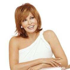 Customer Review for the Fontana Mono wig from Raquel Welch Urban Styles | Ellen Wille here
