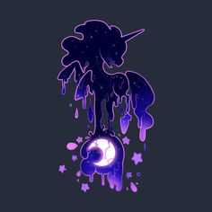 Check out this awesome 'Princesses Dream' design on My Little Pony Tattoo, My Little Pony Drawing, Cartoon As Anime, Nightmare Moon, Little Poni, Imagenes My Little Pony, My Little Pony Pictures, Mlp Pony, Rare Animals
