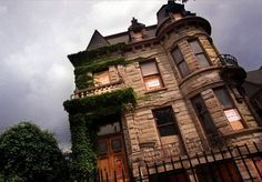 Franklin Castle Ohio -- Top 10 Abandoned, Amazing and Unusual Old Homes.