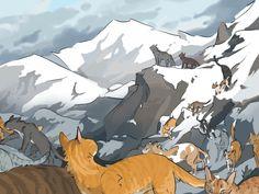 clans' journey into new territory by DarianYunidi