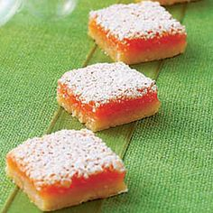 Perfect for a spring picnic: Pink Lemonade Bars #desserts #recipes