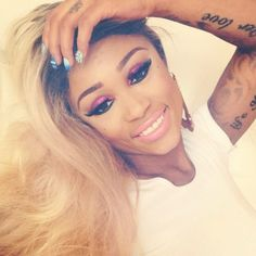 Mizhani hair