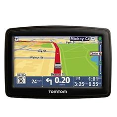TomTom Start 45M 4.3 Touchscreen Portable GPS System w/USA & Canada Maps & Free Lifetime Map Updates