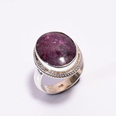 Metal : 925 Solid Silver (Real) Product Name : Ring Gemstone : Star Ruby Stone Size : mm SKU : Weight : Gram All items will be ship within working days *Items will deliver within business days Ruby Stone, Jewelry For Her, Beautiful Rings, Silver Earrings, Sterling Silver Rings, Gemstone Rings, Etsy Shop, Jewellery, Free Shipping