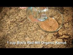 How to Cook KAMUT® Wheat | Bob's Red Mill
