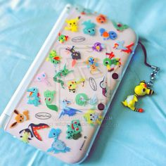 My Pokemon Time 3DS XL by witchpaws.deviantart.com on @deviantART