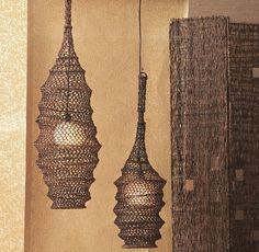 FishCatcher Hanging Lamps — WellaVerde