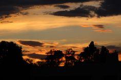 Orange Sky, Celestial, Sunset, Orange, Outdoor, Heaven, Outdoors, Heavens, Sunsets