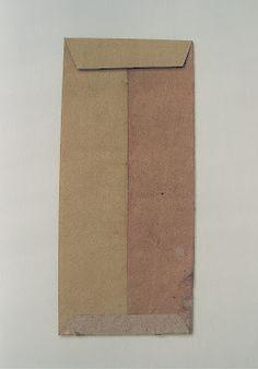 """おじいちゃんの封筒 Kouzaki Hiromu """"grandfather's Envelope""""  Art Found Out: Art from Japan"""