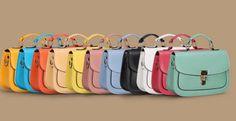 Various color handbag For women