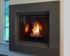 Maddox Stone Fireplace Mantel #stonemountaincastingsfavs