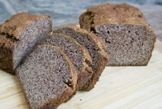 almond bread recipe - replace agave with splenda to make even lower carb