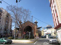 mercado, market, Málaga
