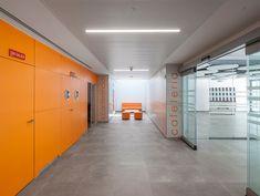 Laminate for schools and education | Formica Group Smart Design, Creative Design, Formica Laminate, School Building, Vanity Units, Commercial Design, Design Projects, Locker Storage, Safari