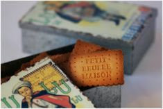 Las libretas de Calohe: Verdadera Petit Beurre (VPB)