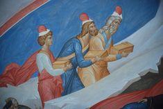 Eye Details, Byzantine Icons, Orthodox Icons, Wallpaper, Mai, Painting, Saints, Photos, Idea Paint