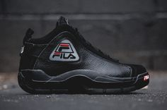 """Fila 96 (Grant Hill 2) """"BRED"""" (Detailed Pictures & Release Date)"""