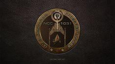 Star Trek USS Discovery NCC 1031 Patch by gazomg