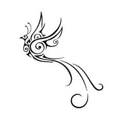 tribal flower tattoo design recherche google beaux tattoos pinterest tribal flower. Black Bedroom Furniture Sets. Home Design Ideas