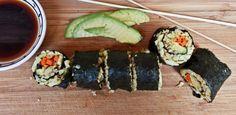 Grain-Free California Rolls [AIP Friendly] | fastPaleo Primal and Paleo Diet Recipes