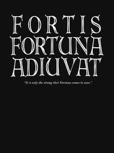 نتيجة بحث الصور عن fortis fortuna adiuvat