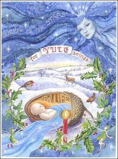 Yule, Solsticio de Invierno
