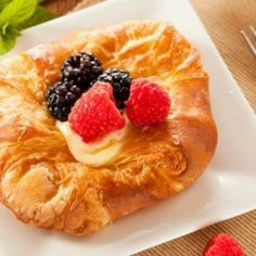 Simple Homemade Cheese Danish 11 Quick and Easy Breakfast Recipes