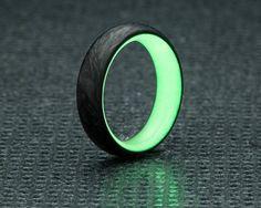 Lume Ring - Green