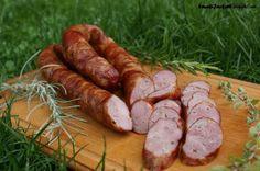 Składniki: -5 kg łopatki krojona jak leci 1,5-2,5 cm -4 kg boczku mielona sitko 10 mm -woda tyle aby mięso nabrało dobrej kleistości u nas wyszło 1/2 litra Kupisz …