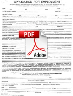 Credit Application Blank Form  RamblerImages  Business