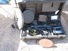 MINELAB GP Extreme Gold Detector with lots of accessories!   Great gift, great price!  http://rocksinmyhead.biz/QUALITY-PR   RocksInMyHead™ is a Unique Rock, Prospecting & Outdoor Adventure Company.   For gold prospecting, rockhounding, & lapidary tools, supplies, equipment, books, maps, plus lots of great rocks, minerals, fossils, & meteorites, go to our website http://RocksInMyHead.biz.  Blog:   http://jedidiahfree.blogspot.com/.   Facebook:  http://Facebook.com/RocksInMyHead