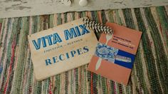 Check out this item in my Etsy shop https://www.etsy.com/listing/261833734/vintage-advertising-booklet-set-of-two