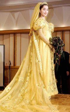 Yumi Katsura Wedding Dress Most Expensive 111