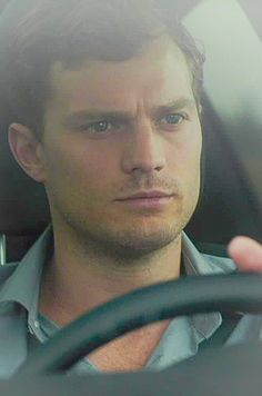 """""""Christian, please say something,"""" I ask of him. He hasn't said a word since we left the doctor's office. He just stares straight ahead as he drives."""