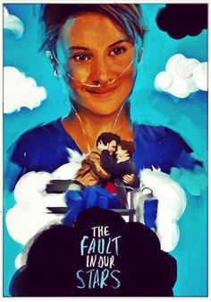 The Fault in Our Stars Fan Poster
