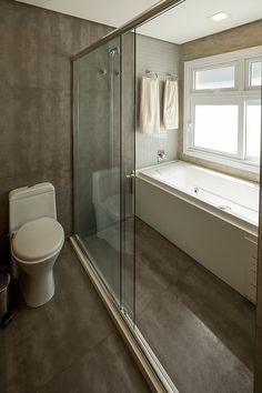 americaarquitetura   Janela da Banheira   Projeto: América Arquitetura   Foto: César Vieira